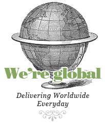 We are global