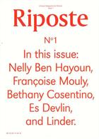 Riposte Magazine Issue Issue 1