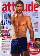 Attitude 246 - Thom Evans Magazine Issue THOM EVANS