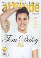 Attitude No 250 Tom Daley Magazine Issue TOM DALEY