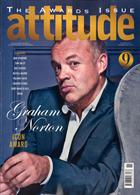 Attitude No 250 Graham Norton Magazine Issue GRAHAM NORTON