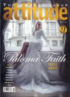 Attitude No 250 Paloma Faith Magazine Issue PALOMA FAITH