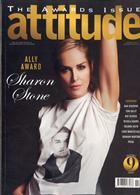 Attitude No 250 Sharon Stone Magazine Issue SHARON STONE