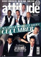 Attitude No 253 Cucumber Magazine Issue Cucumber