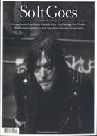 So It Goes Issue 5 Norman Reedus Magazine Issue Iss 5 Norman