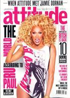 Attitude No 255 Rupaul Magazine Issue RuPaul