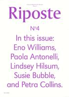 Riposte Magazine Issue Issue 4