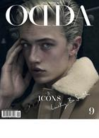 Odda Issue 9 Lucky B Smith Magazine Issue NO9LuckyB