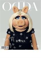 Odda Issue 9 Miss Piggy Magazine Issue NO9Piggy