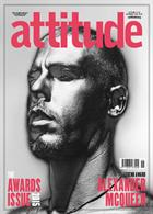 Attitude 263 Alexander Mcqueen Magazine Issue NO 263
