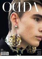 Odda Issue 10 Liam Little Magazine Issue No10LiamL