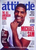 Attitude 269 Michael Sam Magazine Issue NO 269 M Sam