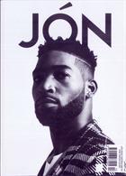 Jon Issue 13 Tinie Tempah Magazine Issue TinTemp