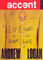Accent Issue 2 - Andrew Logan Magazine Issue Iss 2 - AL