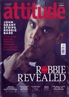 Attitude 277 Robbie Williams Face Cover Magazine Issue 277-Face