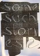 Somesuch Stories Magazine Issue Issue 2