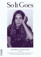 So It Goes Issue 9 Andreea Diaconu Magazine Issue Iss9 AndDia