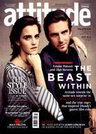 Attitude 281 - Emma Watson & Dan Stevens Magazine Issue 281 Emma Watson