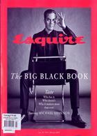 Esquire Black Book Us Magazine Issue AUT/WIN