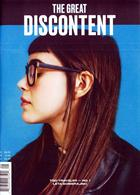 The Great Discontent Traveller  Magazine Issue No. 1