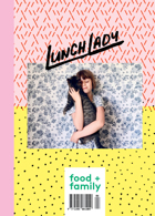 Lunch Lady Magazine Issue Issue 8