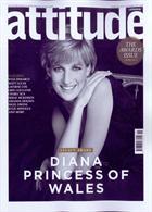 Attitude 289 - Princess Diana Magazine Issue 289 Diana