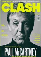 Clash 55 Paul Mccartney Magazine Issue Iss 55 Paul