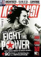 Kerrang! Magazine Issue