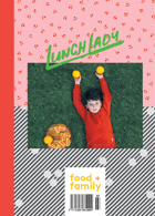 Lunch Lady Magazine Issue