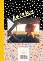 Lunch Lady Magazine Issue Issue 1