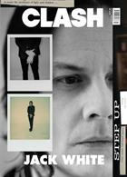 Clash 107 Jack White Magazine Issue 107 Jack
