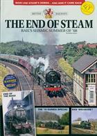 End Of Brit Rail Steam 1968 Magazine Issue ONE SHOT