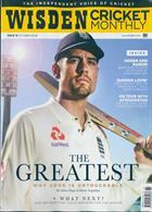 Wisden Cricket Magazine Issue