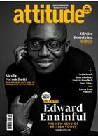 Attitude 300 - Edward Enninful Magazine Issue Edward
