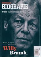 Spiegel Biografie Magazine Issue NO 4