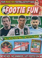 Footie Fun Magazine Issue NO 1