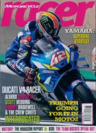 Motorcycle Racer Magazine Issue NO 198