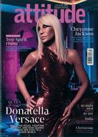 Attitude 304-Donatella Versace Magazine Issue Versace