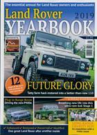 Land Rover Yearbook Magazine Issue 13/12/18