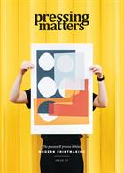 Pressing Matters Magazine Issue Issue 7