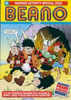 Beano Summer Special Magazine Issue ONE SHOT