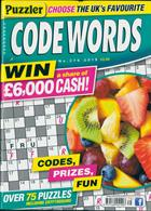 Puzzler Codewords Magazine Issue NO 275