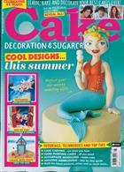 Cake Decoration Sugarcraft Magazine Issue AUG 19