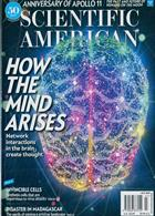 Scientific American Magazine Issue JUL 19