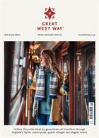 Great West Way® Travel Magazine Magazine Issue