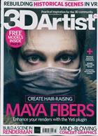 3D Artist Magazine Issue NO 133