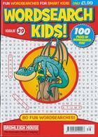 Wordsearch Kids Magazine Issue NO 39