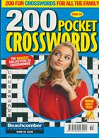 200 Pocket Crosswords Magazine Issue NO 55