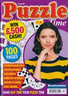 Puzzle Time Magazine Issue NO 83