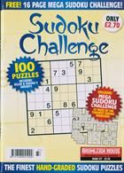 Sudoku Challenge Monthly Magazine Issue NO 177
